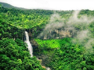 Dugarwadi Waterfall in Nashik