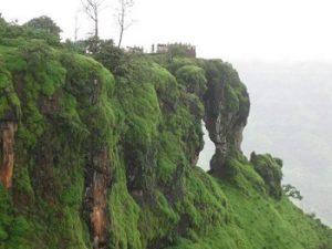 Elephant's Head Point in mahabaleshwar