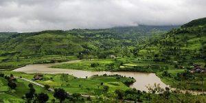 Hanuman Lake in Bhimashankar