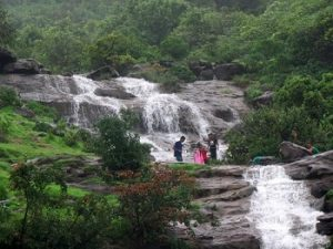 Kune Waterfalls in khandala