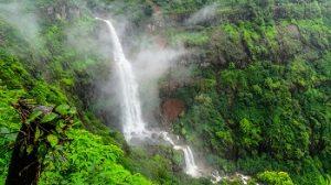 Lingmala Falls in panchgani -best place to visit in panchgani