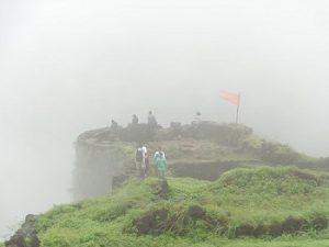 shrivardhan fort in khandala